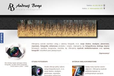 Studio Fotografii Andrzej Borys - Sesja Zdjęciowa Kielce