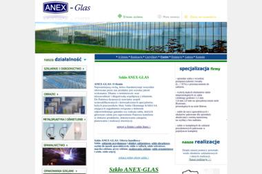 ANEX GLAS - Skład budowlany Piotrków Trybunalski