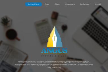 ANGUS - Tłumacze Opole