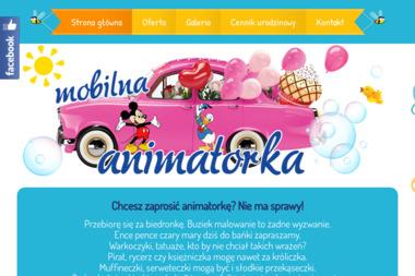 Ani-Marta Animatorka Zabaw - Animatorzy dla dzieci Kcynia