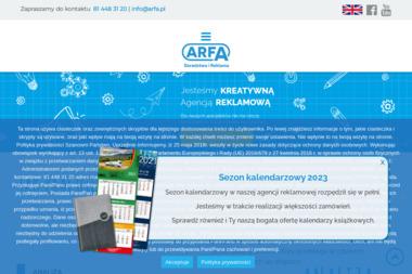 ARFA Agencja Reklamowa - Banery Lublin