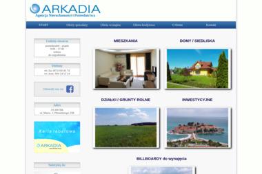 ARKADIA Agencja Nieruchomości i Pośrednictwa - Agencja nieruchomości Ełk