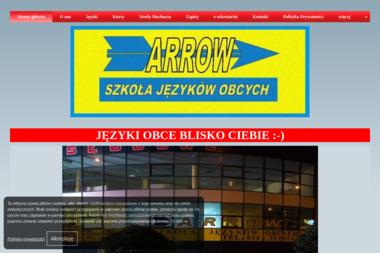 ARROW Szkoła Języków Obcych - Szkoła językowa Częstochowa