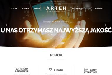 ARTEH - Agencja Interaktywna - Pozycjonowanie stron Krosno