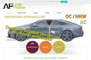 AsisPartner - Ubezpieczenie firmy Słupsk