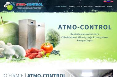ATMO-CONTROL - Pompy ciepła Skórzec