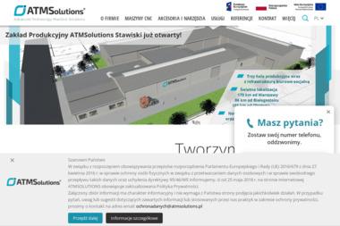 ATMSolutions Sp.z o.o. Sp.k. - Maszyny i urządzenia różne Izabelin-Dziekanówek