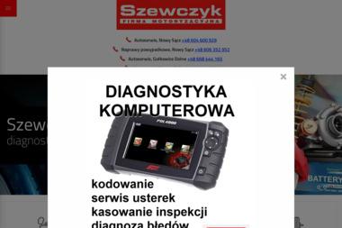 Szewczyk - Firma Motoryzacyjna - Klimatyzacja Nowy Sącz