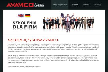 AVANCO - Szkoła językowa Chojnice