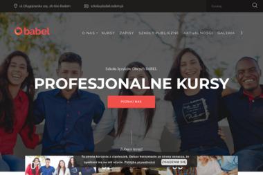 Babel - Język Angielski Radom