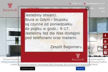 Bagomar - Posadzki przemysłowe Gdynia