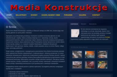Media Konstrukcje - Schody Gliwice