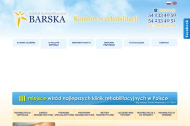Specjalistyczny Szpital Rehabilitacyjny Barska - Rehabilitanci medyczni Włocławek