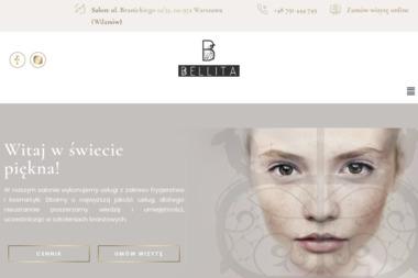Bellita Salon Fryzjersko - Kosmetyczny Warszawa Wilanów - Fryzjer Warszawa