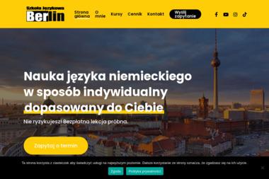 Berlin - Szkoła Językowa - Kurs rosyjskiego Białystok