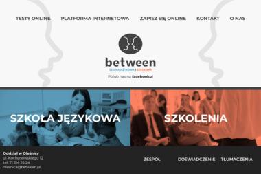 Szkoła Językowa Between - Nauka Języka Oleśnica