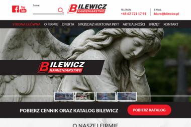 BILEWICZ S.C. Kamień Naturalny - Żywica Poliuretanowa Krotoszyn