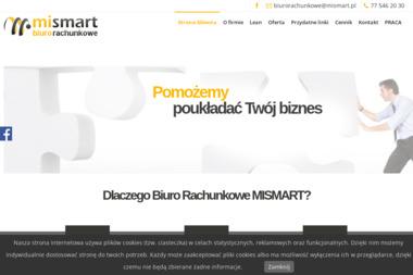 Biuro Rachunkowe MISMART - Usługi finansowe Namysłów
