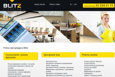 BLITZ - Pranie Tapicerki Gliwice