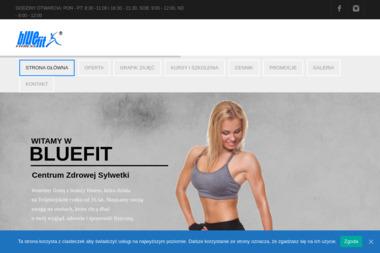BLUEFIT - Trener Personalny Gda艅sk