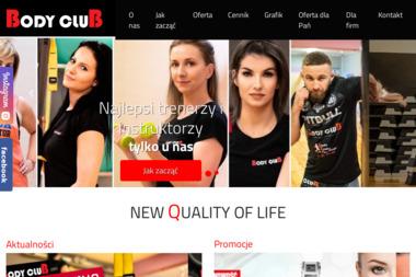 Body Club - Trener Indywidualny Mława