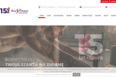 BodyFitness - Trener personalny Gorzów Wielkopolski