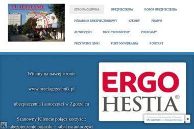 Bracia Grzechnik S.C. - Finanse Zgorzelec