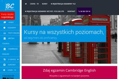 British Centre - Szkoła językowa Częstochowa