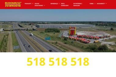 Budokrusz S.A. - Beton Odrano-Wola