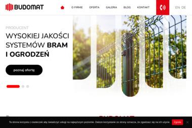 P.P.H.U. BUDOMAT - Płoty Betonowe Łabiszyn