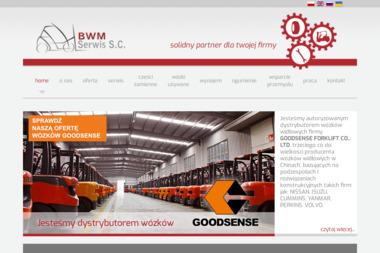 BWM Serwis S.C. - Dostawcy maszyn i urządzeń Wrocław