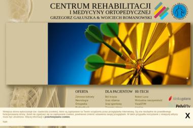 Centrum Rehabilitacji GR - Rehabilitant Bielsko-Biała