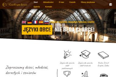 CES - Cool English School - Szkoła językowa Ełk