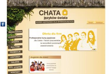 Chata Języków Świata - Kurs włoskiego Toruń