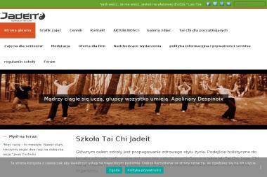 Szkoła Tai Chi Jadeit - Joga Poznań