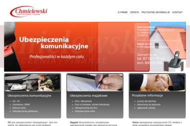 Chmielewski Ubezpieczenia i Finanse - Broker Ubezpieczeniowy Ełk