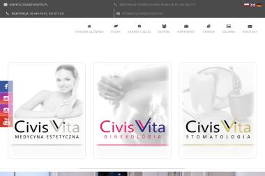 CIVIS VITA Centrum Medyczne - Protetyk Toruń