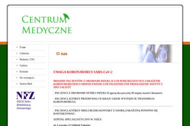 CENTRUM MEDYCZNE A. J. Słowik - Psycholog Krosno