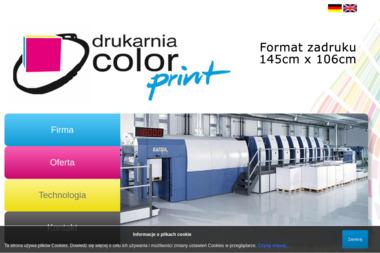 Drukarnia Color-Print - Pakowanie i konfekcjonowanie Bydgoszcz