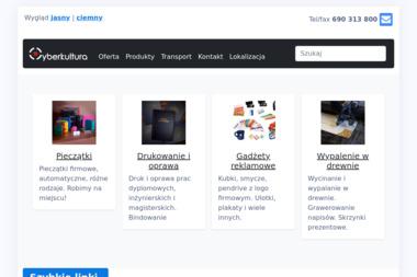Cyberkultura - Drukarnia Kutno