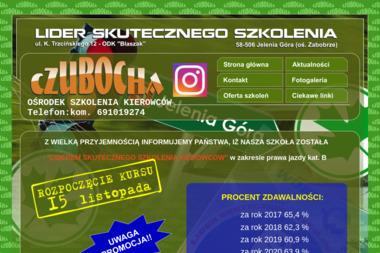 OSK CZUBOCHA - Szkoła Jazdy Jelenia Góra