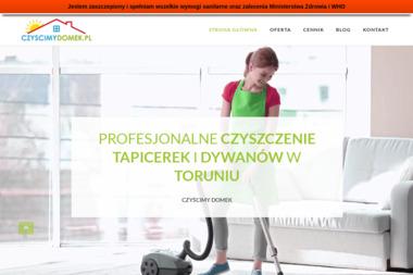 Czyścimy Domek - Czyszczenie Tapicerki Toruń