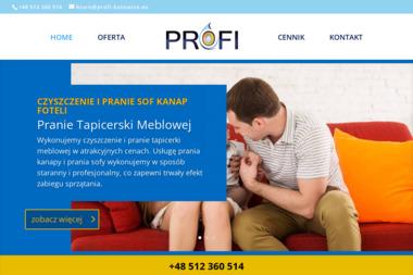 PROFI - Pralnia Katowice