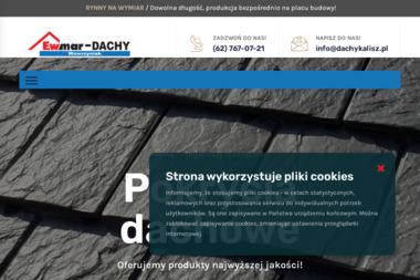 Ewmar DACHY - Skład Budowlany Kalisz