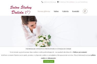 Salon Ślubny Dalida - Rzemiosło Tarnobrzeg