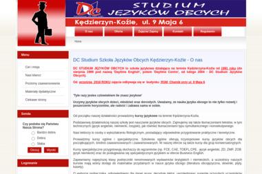 DC Studium Szkoła Języków Obcych - Nauczyciele angielskiego Kędzierzyn-Koźle