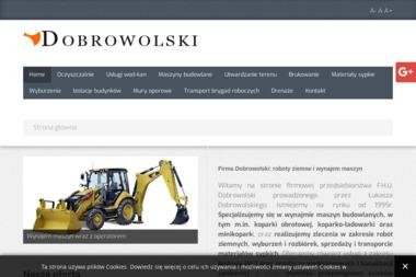F.H.U. Dobrowolski - Osuszanie Jejkowice
