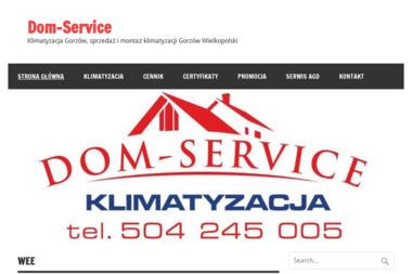 Dom-Service - Klimatyzacja Gorzów Wielkopolski