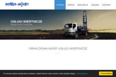 DOMA-WIERT - Badanie Geologiczne Domaniów