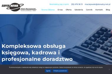 Kancelaria Doradcy Podatkowego Super Nowa - Biuro rachunkowe Jastrzębie-Zdrój
